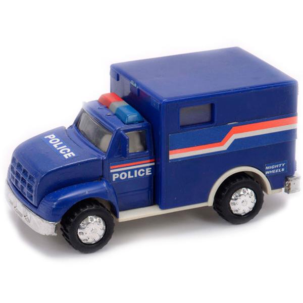 Soma 78398P Полицейская машина 12 см