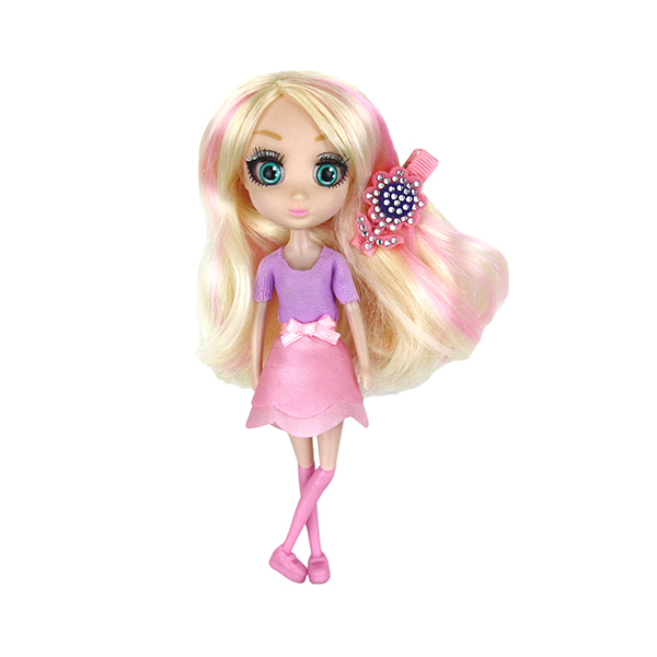 Купить Shibajuku Girls HUN6674 Кукла Шидзуки, 15 см, Кукла Shibajuku GIRLS