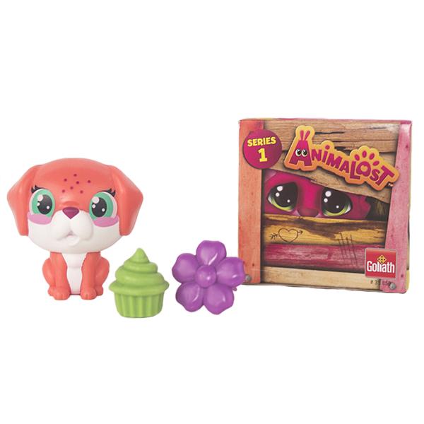 Игровые наборы и фигурки для детей AnimaLost 36005.024 Фигурка животного 5 см. в комплекте с аксессуарами, серия 1 (в ассортименте) фото