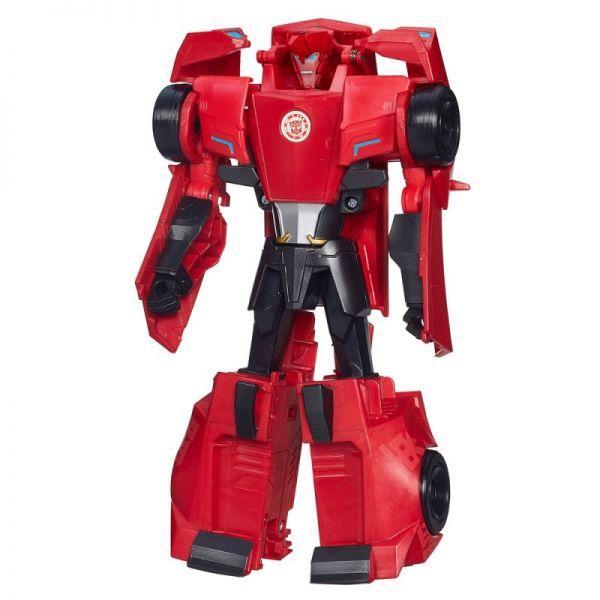 Hasbro Transformers B0067 Трансформеры роботы под прикрытием: Гиперчэндж (в ассортименте), Фигурка трансформер Hasbro Transformers  - купить со скидкой
