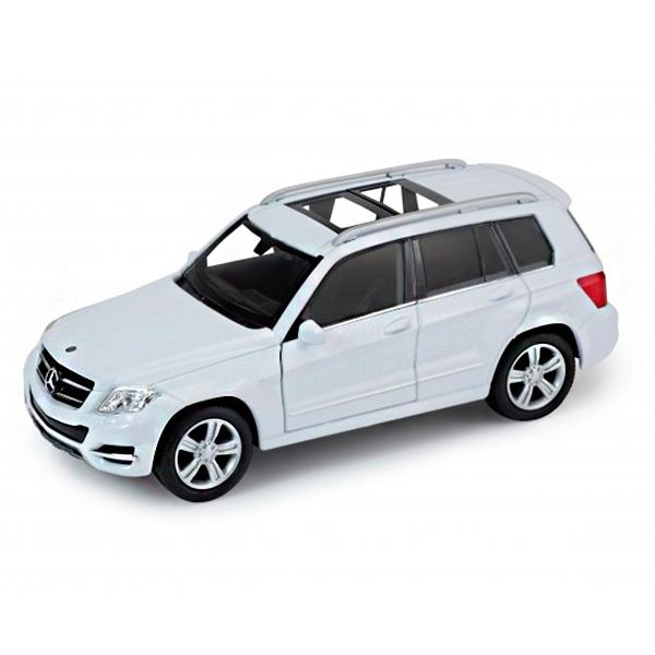 Welly 43684 Велли Модель машины 1:34-39 Mercedes-Benz GLK