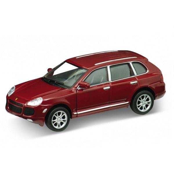 Купить Welly 39871 Велли Модель машины 1:31 PORSCHE CAYENNE TURBO, Машинка Welly