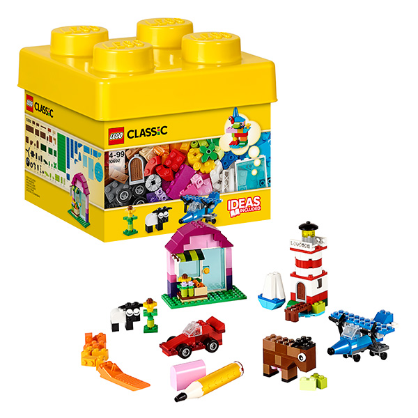 Купить LEGO Classic 10692 Конструктор ЛЕГО Классик Набор для творчества, Конструктор LEGO