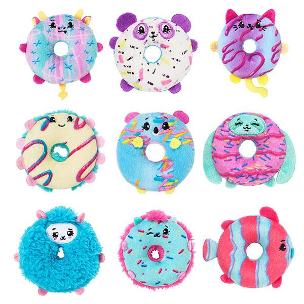 Купить Pikmi Pops 75288P Набор с 1 героем Плюшевый Пончик , Игровые наборы и фигурки для детей Pikmi Pops