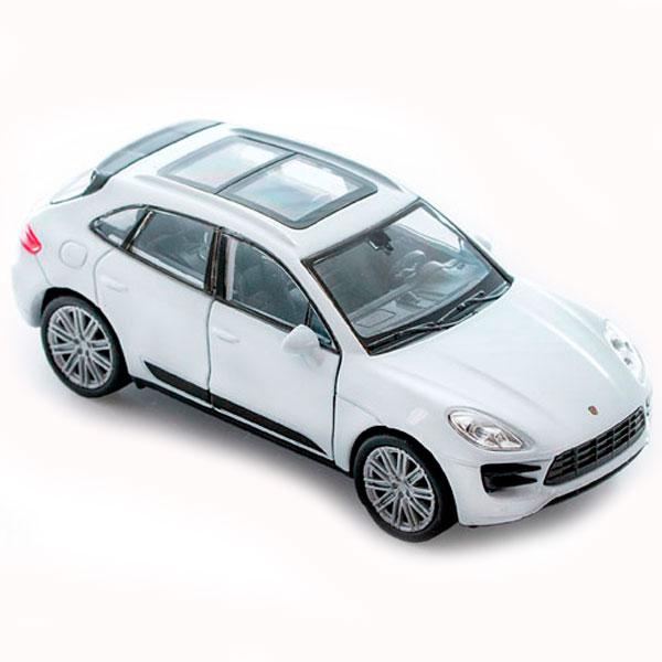 Купить Welly 43673 Велли модель машины 1:34-39 Porsche Macan Turbo, Машинка Welly