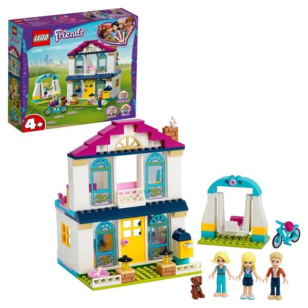 Конструкторы LEGO LEGO Friends 41398 Конструктор ЛЕГО Подружки Дом Стефани (4+) по цене 2 849