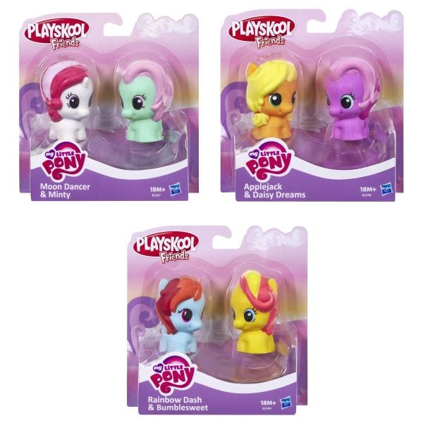 Купить Hasbro Playskool B1910 Пони-малышки (в ассортименте), Фигурка Hasbro Playskool