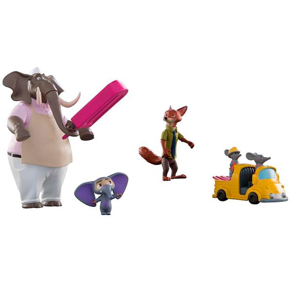 Игровой набор Zootropolis