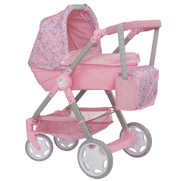 Аксессуары для куклы Zapf Creation Baby Annabell 1423623 Бэби Аннабель Коляска делюкс (2020) фото