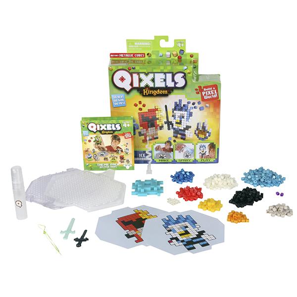 Купить Qixels 87109 Квикселс Набор для творчества Ледяные воины , Набор для творчества Qixels