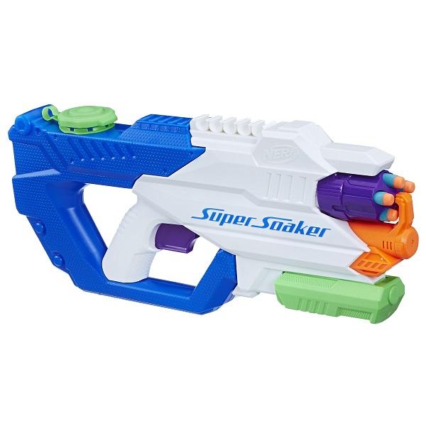 Купить Hasbro Nerf B8246 Нерф Бластер СОКЕР Водострел, Игрушечное оружие и бластеры Hasbro Nerf