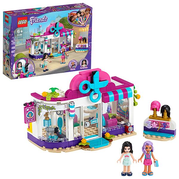 Купить LEGO Friends 41391 Конструктор ЛЕГО Подружки Парикмахерская Хартлейк Сити, Конструкторы LEGO