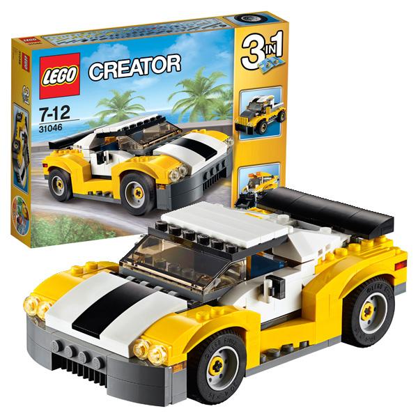 Конструктор LEGO - Криэйтор, артикул:126604