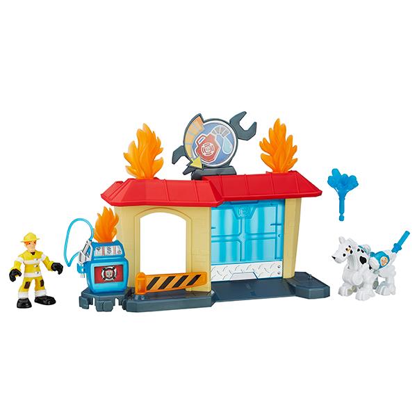 Hasbro Playskool Heroes B4963 Трансформеры Игровой набор Спасатели фото