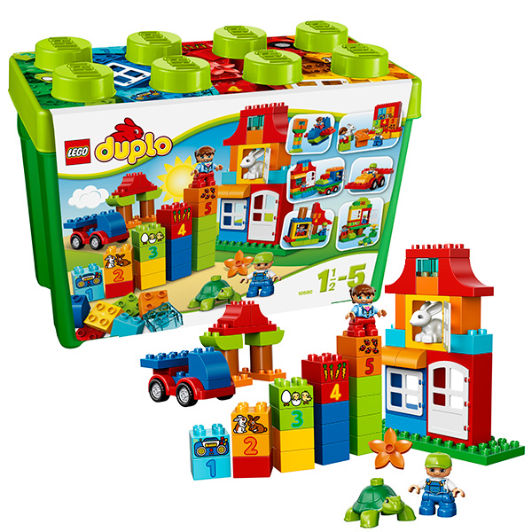 Конструктор LEGO - Дупло, артикул:99564
