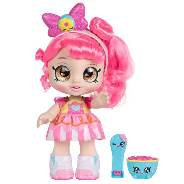 Купить Kindi Kids 38391 Кинди Кидс Игровой набор Кукла Донатина 25 см. с аксессуарами