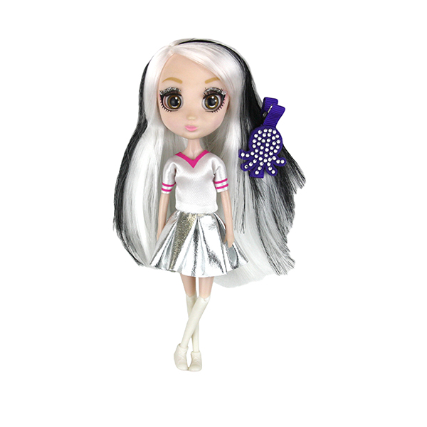 Купить Shibajuku Girls HUN6677 Кукла Мики, 15 см, Кукла Shibajuku GIRLS