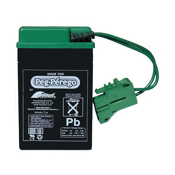 Peg-Perego IAKB0030 Пег-Перего Аккумулятор 6V 4,5Ah