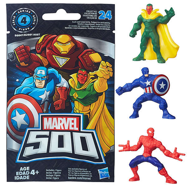 Купить Hasbro Avengers B2981 Мини-фигурка Марвел, Минифигурка Hasbro Avengers