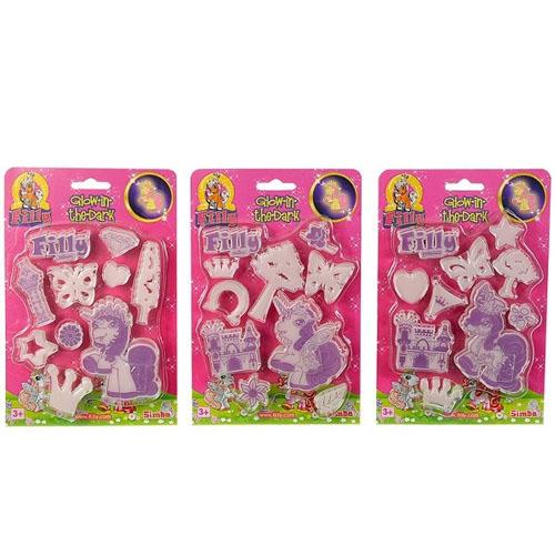 """Filly Fairy 81-02 Филли Феи Игровой набор """"Светящиеся в темноте наклейки Филли"""" в ассортименте"""