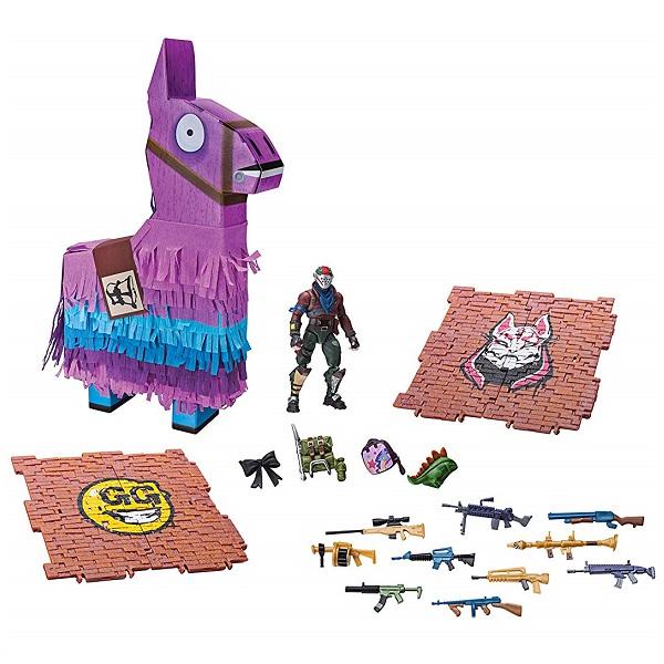 Купить Fortnite FNT0009 Лама-пиньята с аксессуарами, Игровые наборы и фигурки для детей Fortnite