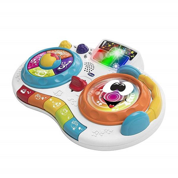 Купить CHICCO TOYS 94931AR Музыкальная игрушка Пульт DJ (нет русского языка), Развивающие игрушки для малышей CHICCO TOYS