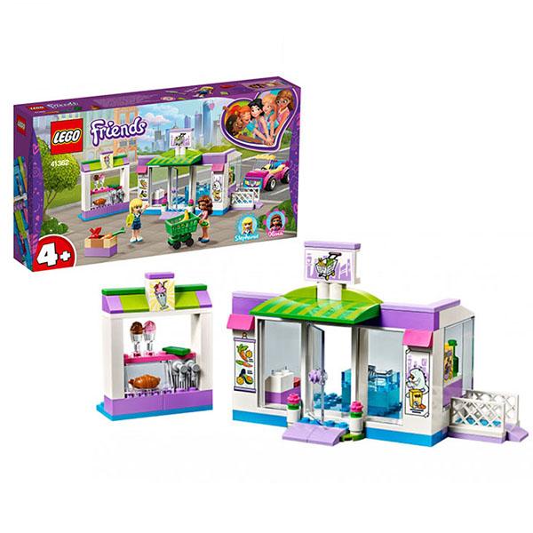Купить LEGO Friends 41362 Конструктор ЛЕГО Подружки Супермаркет Хартлейк Сити, Конструкторы LEGO