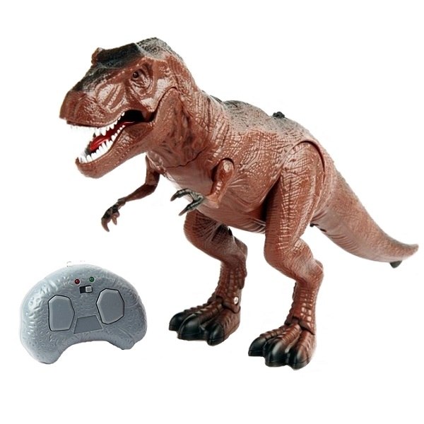 Радиоуправляемые игрушки HK Industries 9989 Динозавр T-REX, р/у фото