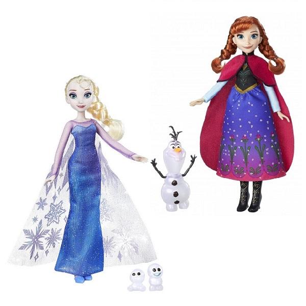 Hasbro Disney Princess B9199 Кукла Холодное Сердце Северное сияние - Куклы и аксессуары