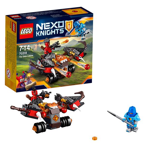 Конструктор LEGO - Nexo Knight, артикул:139732
