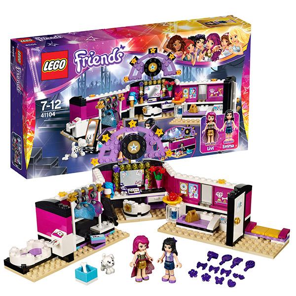 Lego Friends 41104 Лего Подружки Поп звезда: гримерная