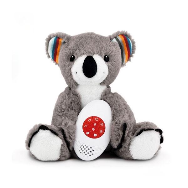 Купить ZAZU ZA-COCO-01 Музыкальная мягкая игрушка-комфортер Коала Коко, Музыкальная игрушка ZAZU