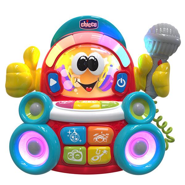 картинка Музыкальная игрушка CHICCO TOYS от магазина Bebikam.ru