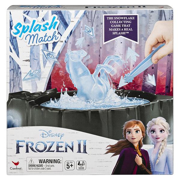 Купить Spin Master 6054444 Настольная игра Холодное сердце Вихрь, Настольные игры Spin Master