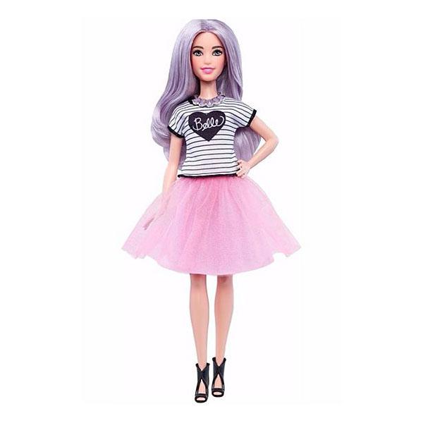 Mattel Barbie DVX76 Барби Кукла из серии Игра с модой