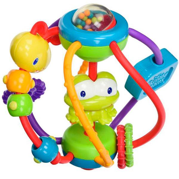 Купить BRIGHT STARTS 9051 Развивающая игрушка Логический шар , Развивающие игрушки для малышей BRIGHT STARTS