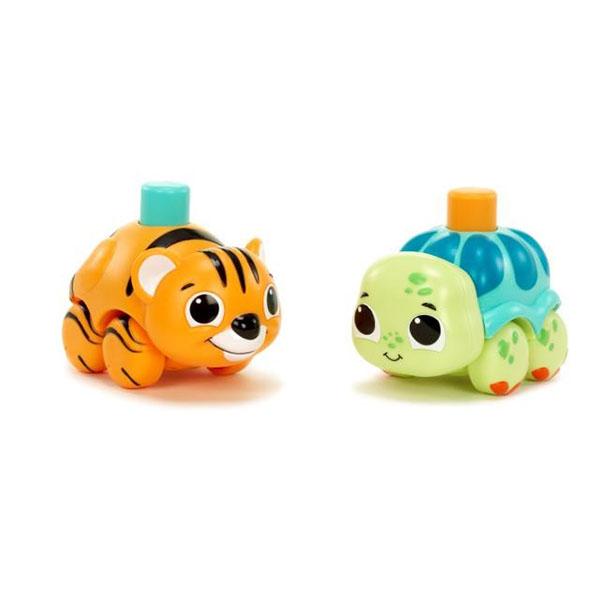 Купить Little Tikes 641763 Литл Тайкс Двигающиеся зверушки (в ассортименте), Развивающие игрушки для малышей Little Tikes