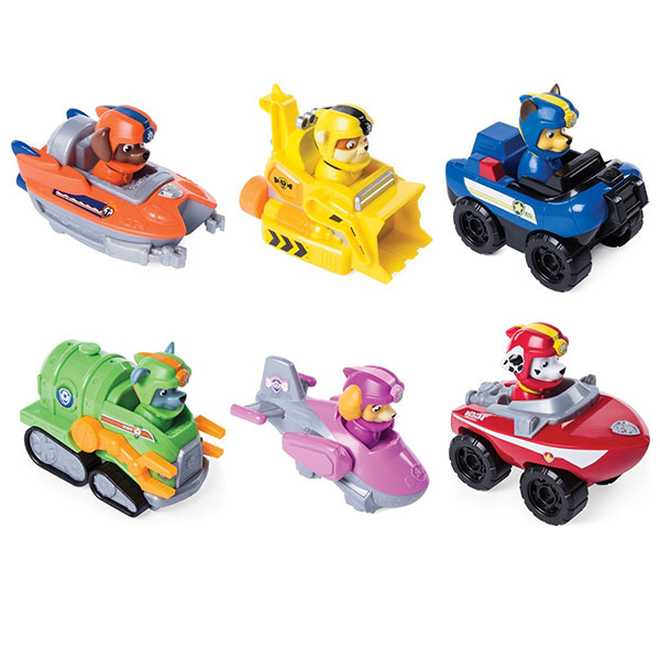 Купить Paw Patrol 6040907 Щенячий патруль мини-машинка, Игровые наборы и фигурки для детей Paw Patrol
