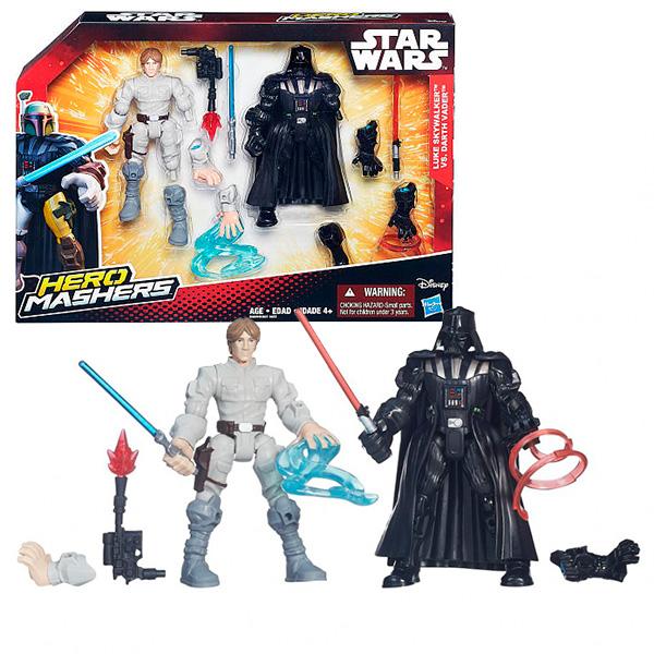 Купить Hasbro Star Wars B3827 Звездные Войны Набор Битвы (в ассортименте), Набор фигурок Hasbro Star Wars