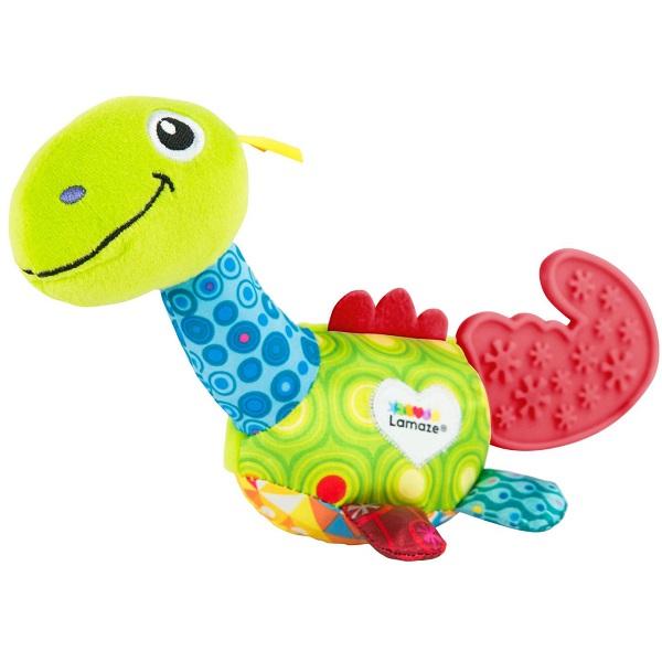 "TOMY Lamaze T27654 ""Мини динозавр"""