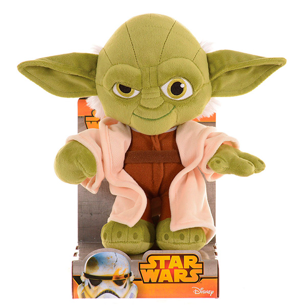 Мягкая игрушка Disney Star Wars от Toy.ru