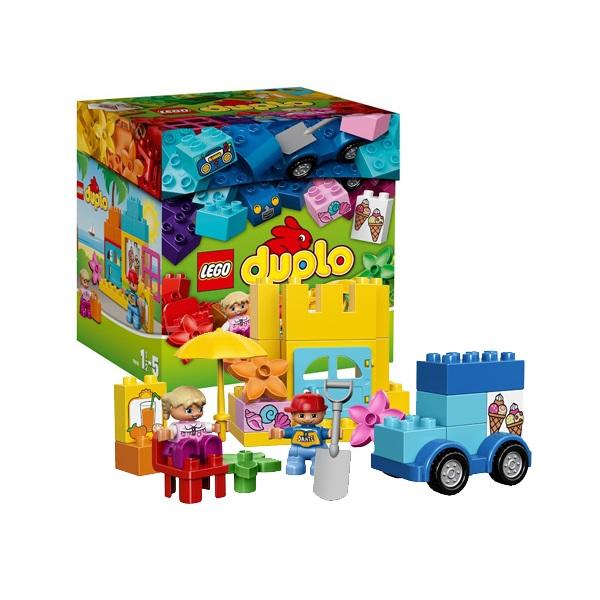 Купить LEGO DUPLO 10618 Конструктор ЛЕГО ДУПЛО Веселые каникулы, Конструктор LEGO