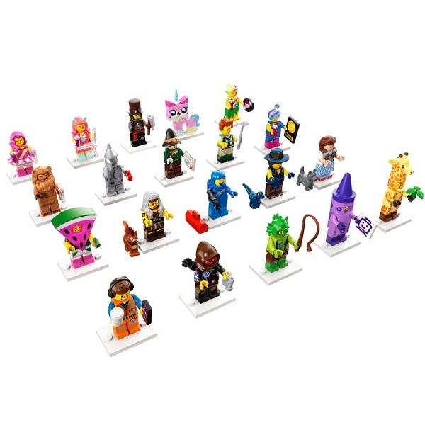 Купить LEGO Movie 2 71023 Конструктор ЛЕГО Фильм 2 Минифигурка, Конструкторы LEGO