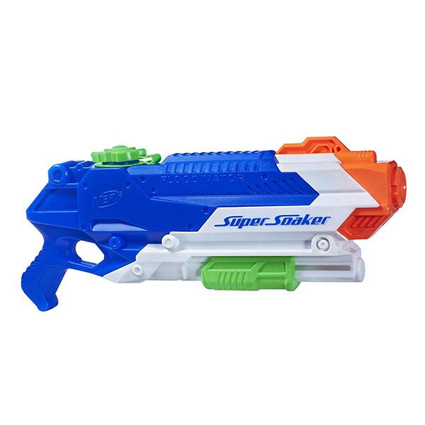 Купить Hasbro Nerf B8248 Нерф Сокер Флудинатор, Игрушечное оружие и бластеры Hasbro Nerf