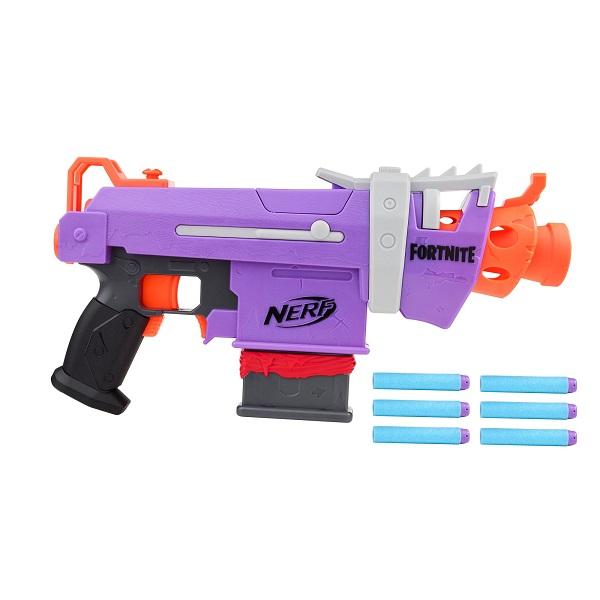 Игрушечное оружие и бластеры Hasbro Nerf E8977 Нерф Игровой набор FN SMG фото