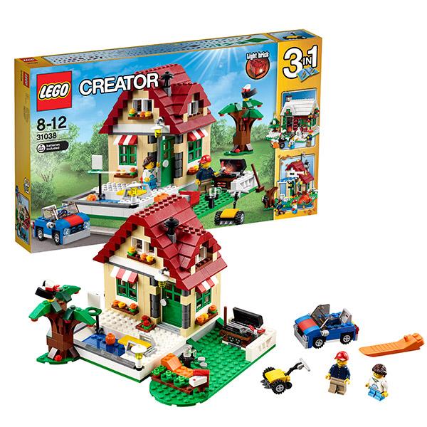 Конструктор LEGO - Криэйтор, артикул:104079
