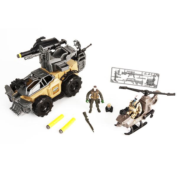 Купить Chap Mei 545015 Набор: солдаты - разрушители бункеров, Игровые наборы Chap Mei