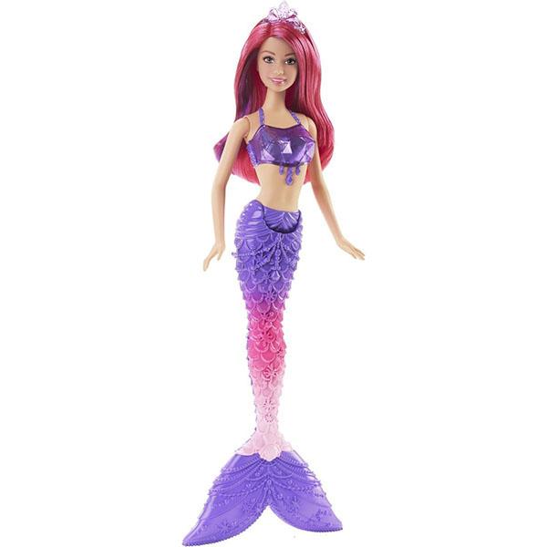 Mattel Barbie DHM48 Барби Радужные русалочки - Куклы и аксессуары