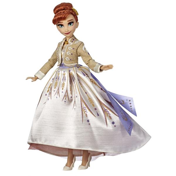 Кукла Hasbro Disney Princess E5499/E6845 ХОЛОДНОЕ СЕРДЦЕ 2 Делюкс Анна фото