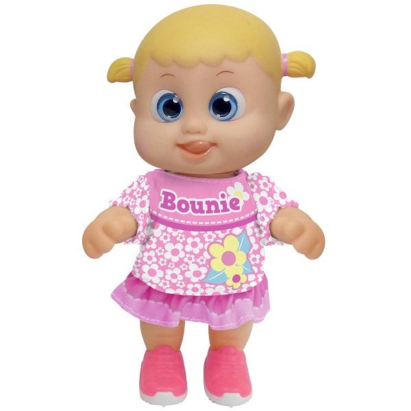 Bouncin' Babies 802001 Кукла Бони шагающая, 16 см - Куклы и аксессуары